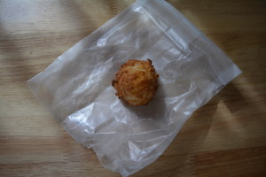 Brazilian Cheese Puff